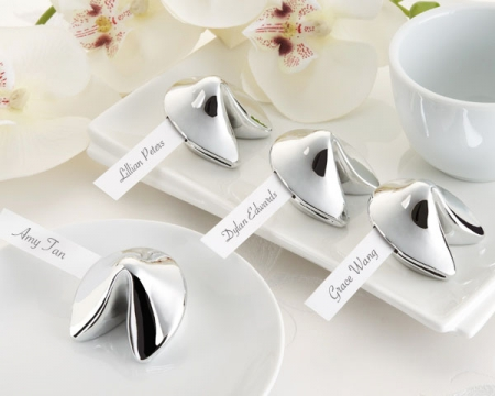 Good Fortune Cookie Place Card Holder