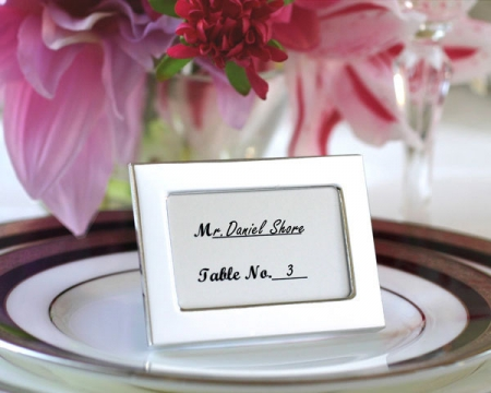 Memories by the Dozen - Set of 12 Miniature Photo Frame/Placeholder
